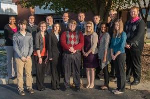 2014-2015 Scholar cohort